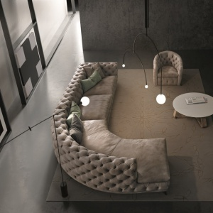 Sofa Aston. Fot. Gamma
