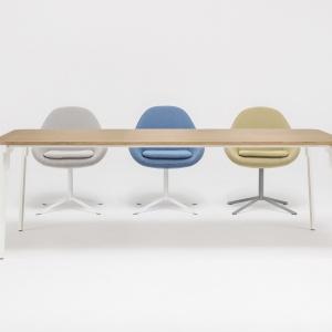 Stół Anvil - projekt dla marki Comforty, 2016 rok
