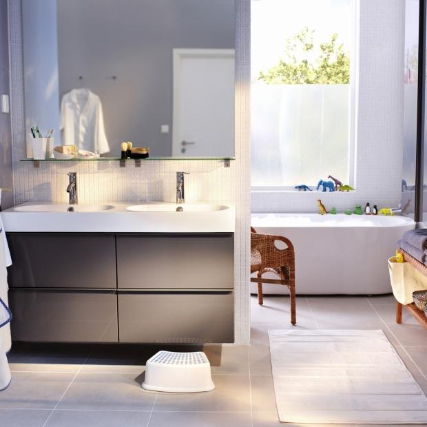 Jak urządzić funkcjonalną łazienkę?