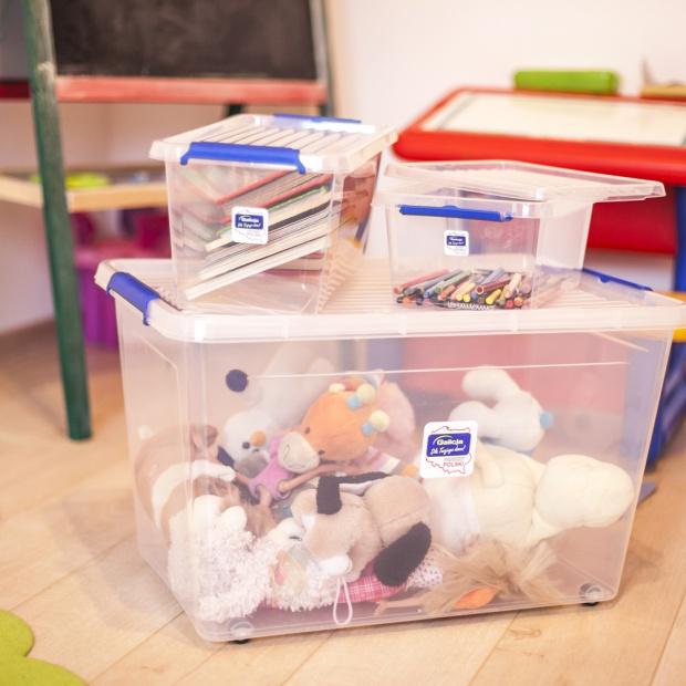 Przechowywanie w domu - praktyczne pojemniki