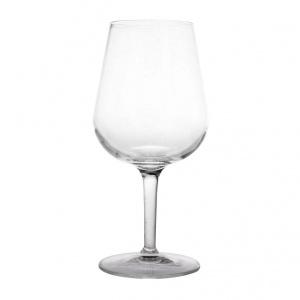 """Zestaw 6 kieliszków maxi do wina białego """"Eden"""", poj. 370 ml. Czasze kieliszków z kolekcji """"Eden"""" sylwetką przypominają kwiaty tulipanów. Oparto je na smukłych nóżkach. To propozycja renomowanej włoskiej marki Luigi Bormioli, która w produkcji wysokiej jakości zastawy stołowej specjalizuje się od ponad 65 lat. Kieliszki wykonano z wysokiej jakości transparentnego szkła. Cena: 159 zł, fot. Westwing.pl"""