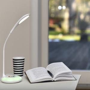 Lampka biurkowa LED WEGA RGB marki ActiveJet.  Fot. ActiveJet