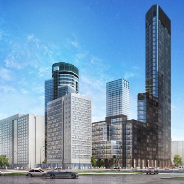 Nowe wieżowce w Warszawie - zobacz kto je zaprojektował