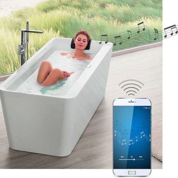 Kąpiel w dźwiękach z systemem ViSound