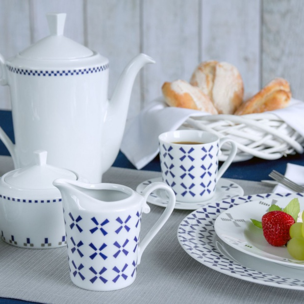 Nowa kolekcja porcelany idealna na piknik