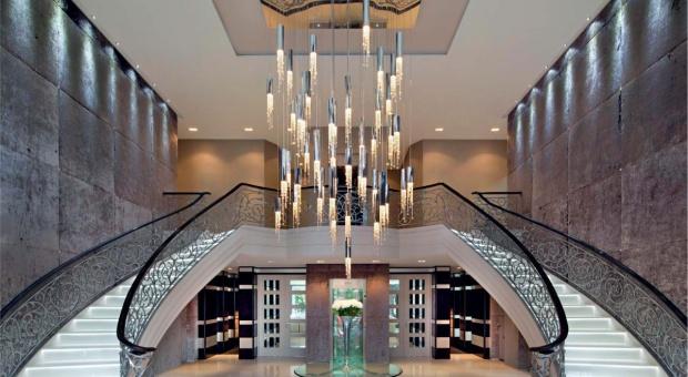 Świetlny teatr we wnętrzu - najnowsza kolekcja lamp [dużo zdjęć]