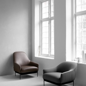 Fotel Chill, projekt dla marki Wendelbo. Fot. archiwum Henrika Pedersena.