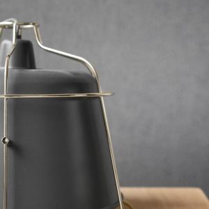 Lampa Cage - projekt dla marki Bolia. Fot. archiwum Henrika Pedersena.