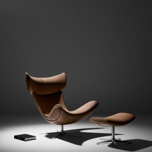 Fotel Imola zaprojektowany dla marki BoConcept. Fot. archiwum Henrika Pedersena.