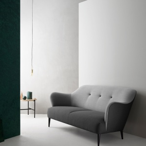 Sofa Retro - projekt dla marki Wendelbo. Fot. archiwum Henrika Pedersena.
