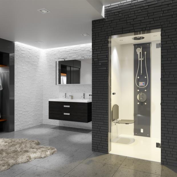 Ekspert radzi, jak małym kosztem odświeżyć łazienkę