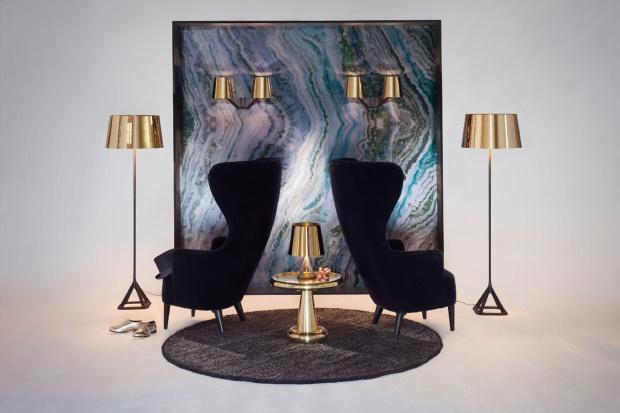 Design we wnętrzu - kultowe lampy, meble i akcesoria Toma Dixona