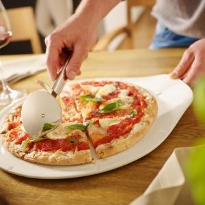 Kolekcja porcelany Pizza Pasion. Fot. Villeroy&Boch