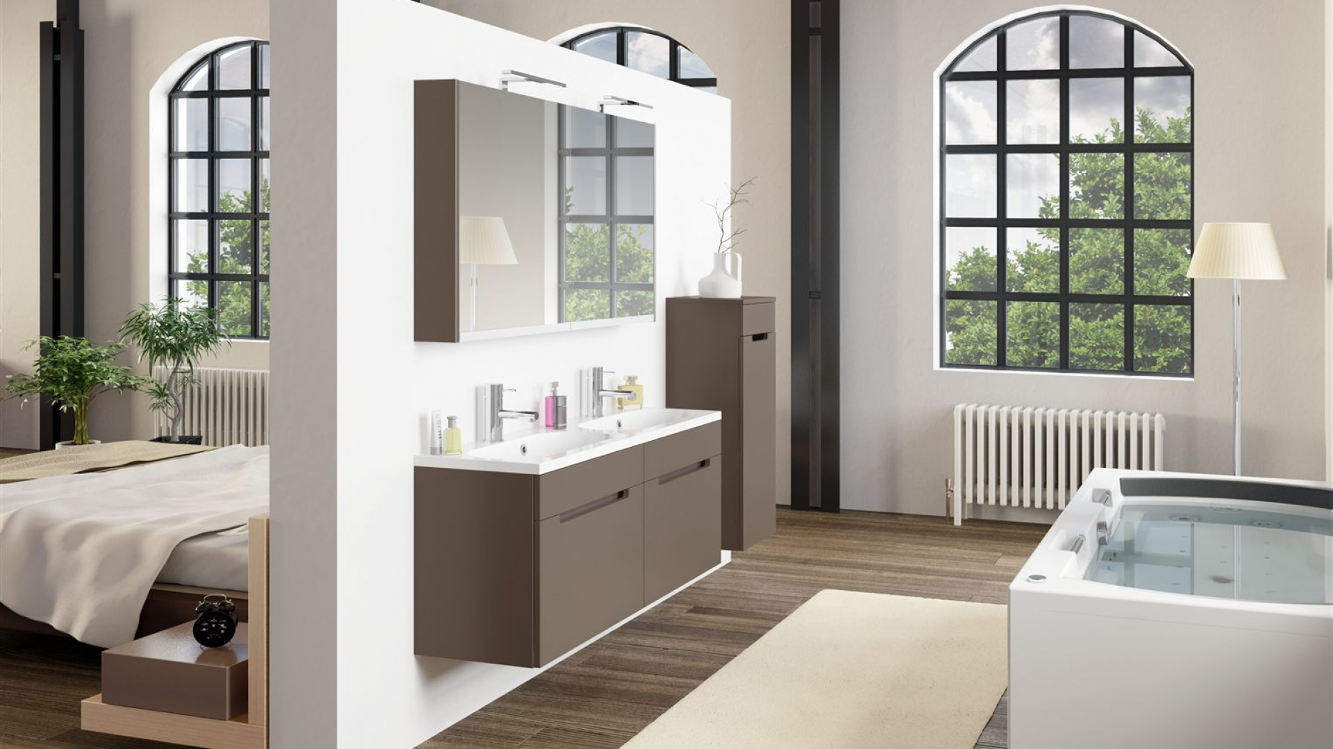łazienka Przy Sypialni Najlepsze Aranżacje