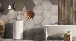 Ściana czy podłoga zaaranżowana płytkami ceramicznymi nie musi być siatką regularnych prostokątów. Producenci płytek ceramicznych przygotowują coraz ciekawsze propozycje glazur i gresów, które zaskakują nie tylko rozmaitymi rysunkami, ale prz