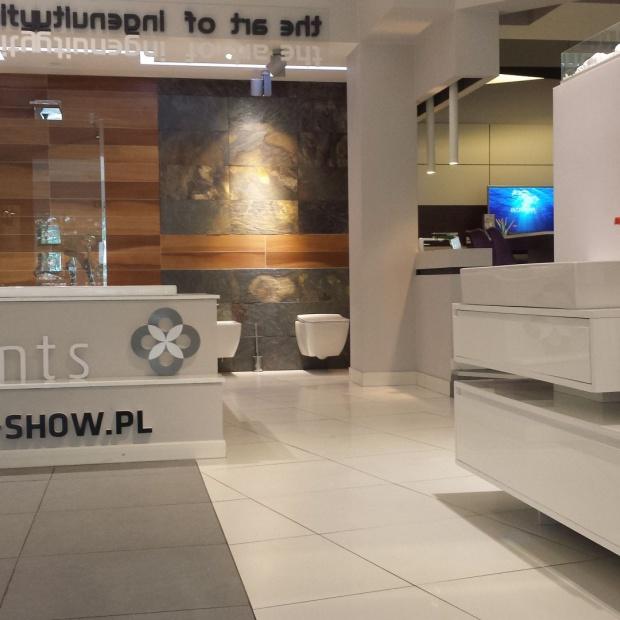 Wyposażenie łazienek i nie tylko: salon ELEMENTS w Kielcach
