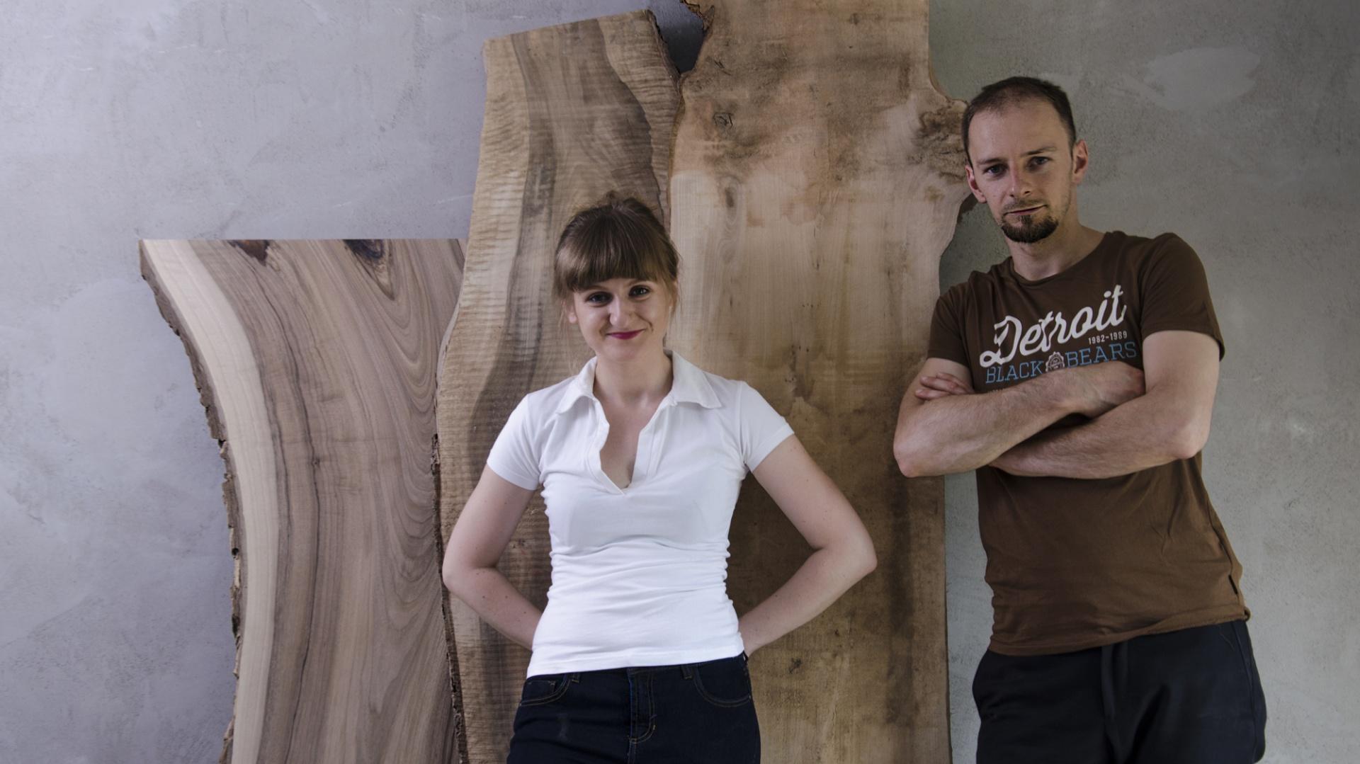 Ela Malita i Przemek Stępień_Malita Just Wood (2).JPG