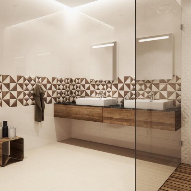 Jak powiększyć optycznie małą łazienkę? Proste triki