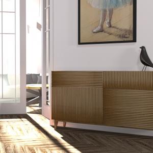 Komoda Stripes Metaform. Fot. Le Pukka Concept Store.