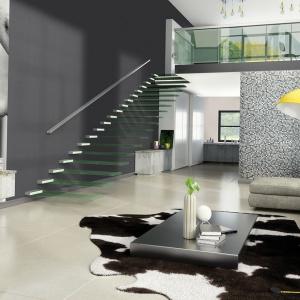Wnętrza w stylu loft są teraz na czasie. Warto zastosować w nich odpowiednie odcienie, takie jak: cisza nocy i srebrzysty blask.