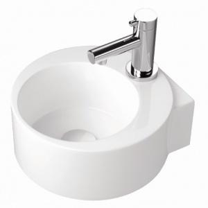 Umywalka toaletowa Boston. Fot. Coram