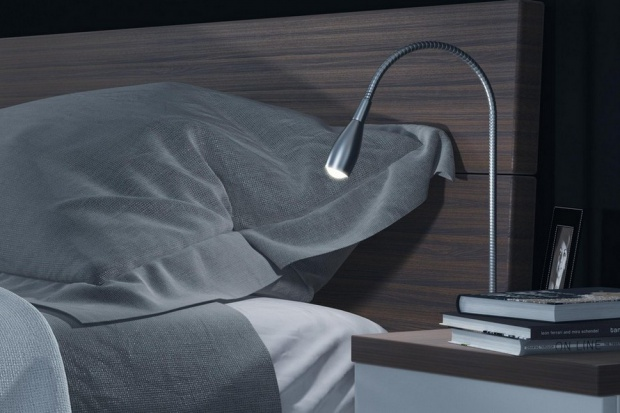 Światło w sypialni w wersji smart