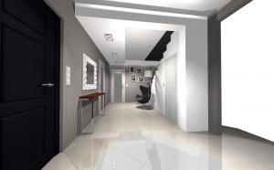 Projekt wiatrołapu studia DOMdecor Studio Klaudiusz Klepacki.