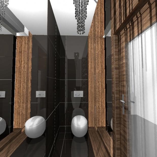 WC w wersji glamour