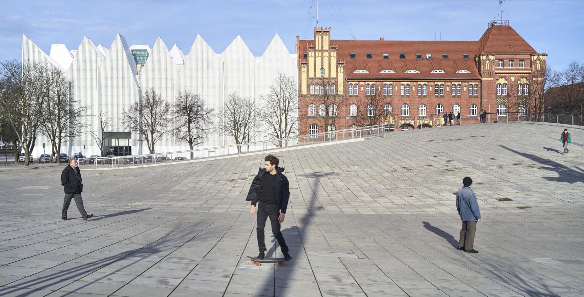 Centrum Dialogu Przełomy. Fot. Jakub Certowicz/KWK Promes.