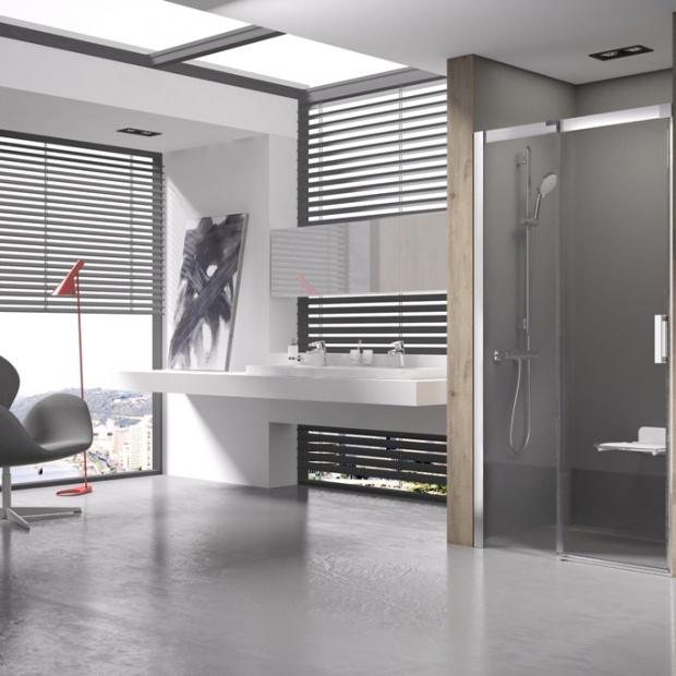 Nowa seria kabin luksusowych kabin prysznicowych. Zobacz!