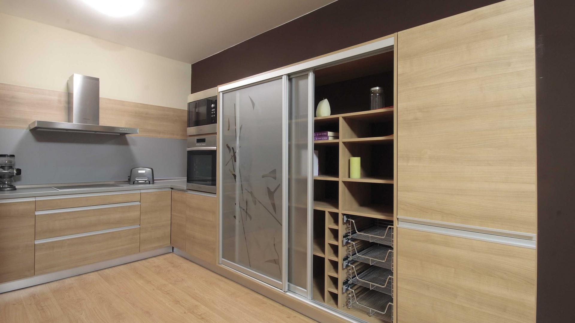 Spiżarnia W Małej Kuchni Tak Ją Urządzisz