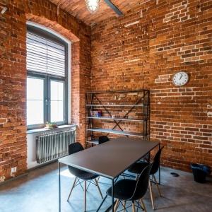 Mieszkanie w jednym z loftów Nowej Papierni we Wrocławiu – inwestycji, która powstała w fabryce papieru zbudowanej w 1889 roku. Fot. Nowa Papiernia