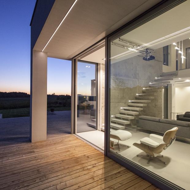 Dom w minimalistycznym stylu. Zobacz projekt Bogusława Barnasia