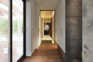 Wizualizacja korytarza