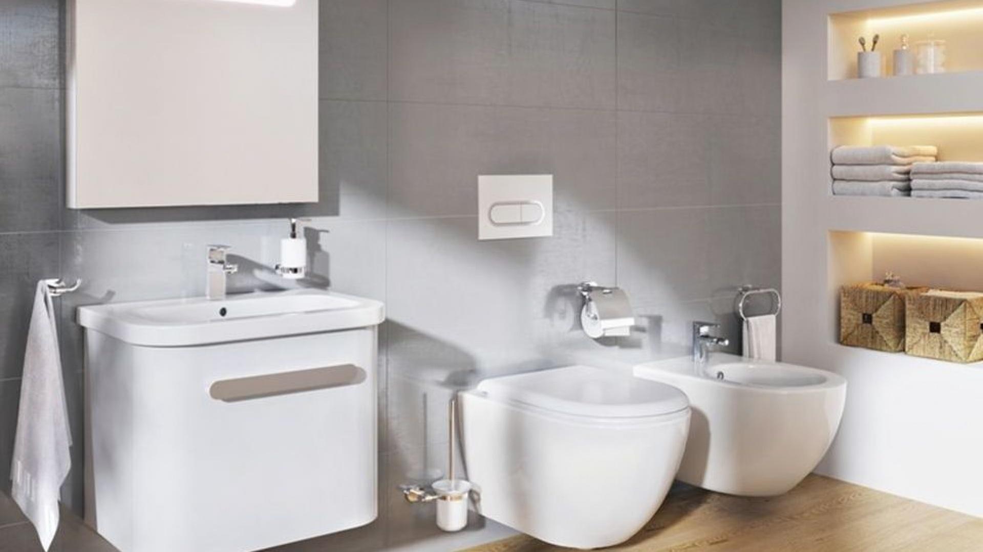 Nowości Do łazienki Wyposażenie Toalety
