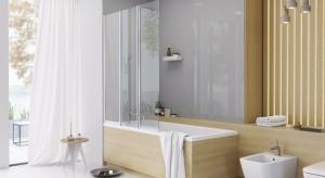Wanna wolno stojąca, narożna z parawanem czy kabina prysznicowa? Bez względu na metraż łazienki możemy sobie zapewnić wyjątkowy komfort kąpieli.