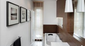 Pomieszczenie ma nietypowy kształt: jest wąskie, długie i z oknem od podłogi.Zobaczcie gotowy projekt wnętrza.