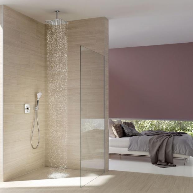 Nowoczesny prysznic: relaks w kilka minut