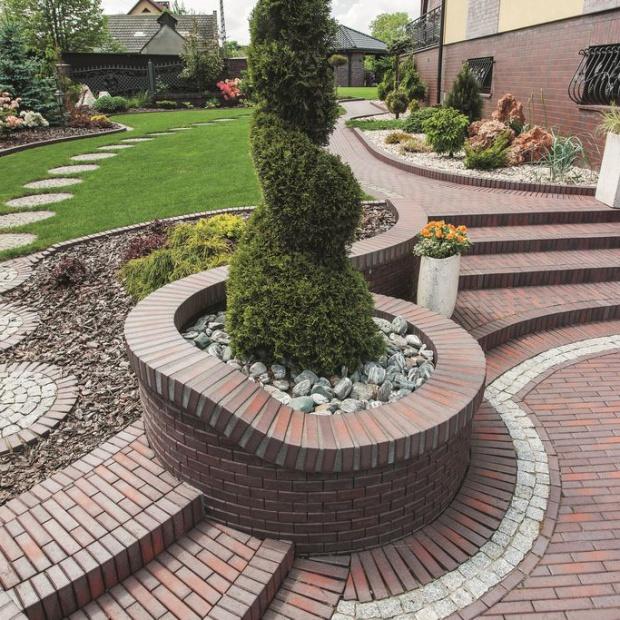 Klinkier - sprawdź, jak go wykorzystać w ogrodzie