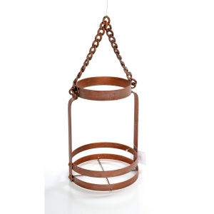 Metalowy lampion Copper. Cena: ok. 79zł. Fot. Bonami.pl
