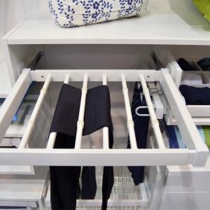 Wyposażenie garderoby. Fot. GTV