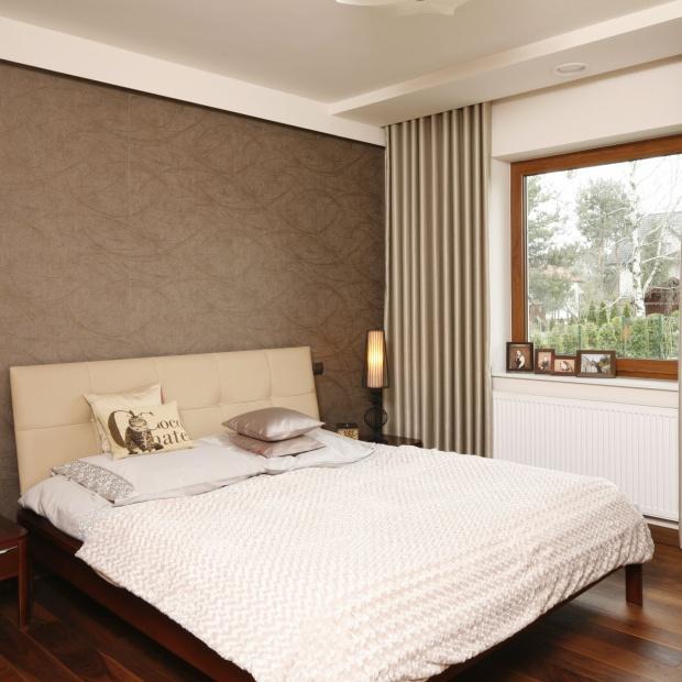 Przytulna sypialnia - 5 pomysłów na jesienną aranżację