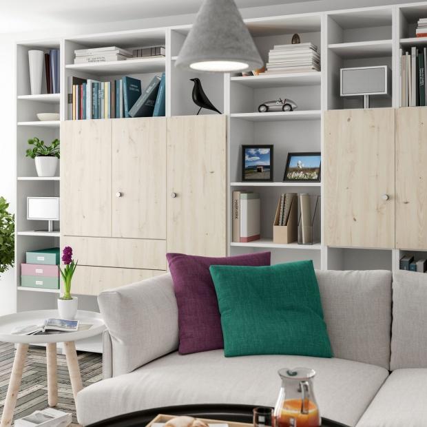 Wnętrza w stylu skandynawskim: w kolorach jasnego drewna