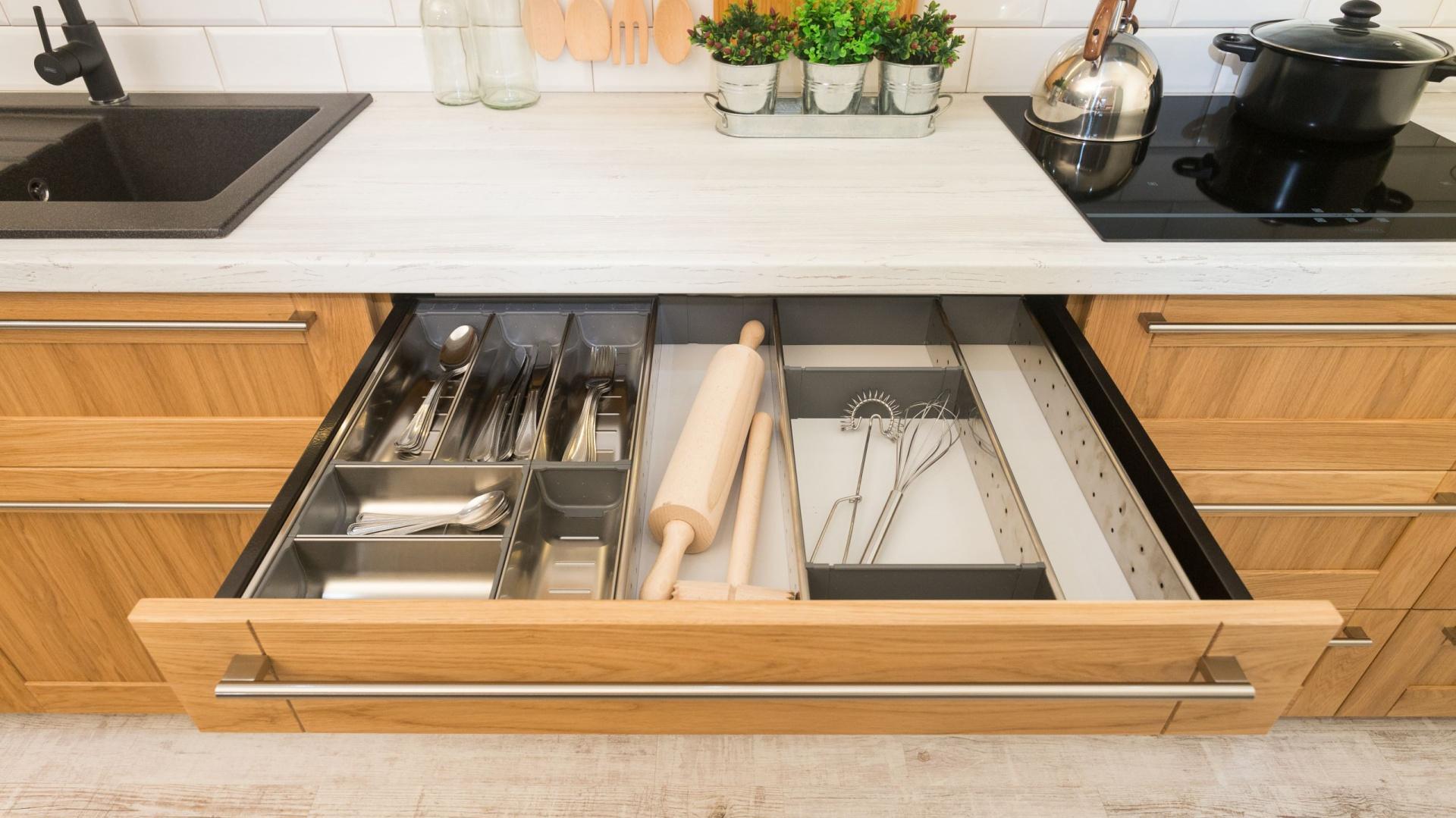 Przechowywanie W Kuchni Poznaj Sprytne Rozwiązania