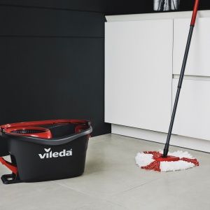 Nowy mop Easy Wring & Clean TURBO. Fot. Vileda