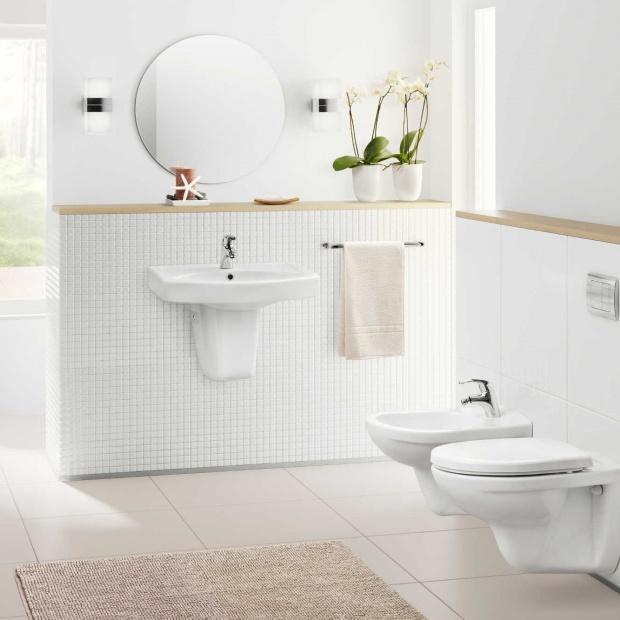 Urządzanie łazienki. Odmień ją za pomocą trików optycznych