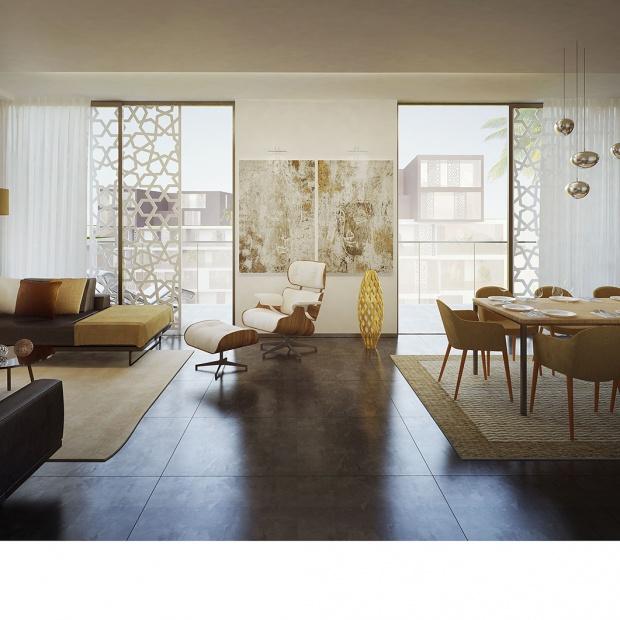 Piękne apartamenty w Arabii Saudyjskiej. Zobacz projekt Polaka
