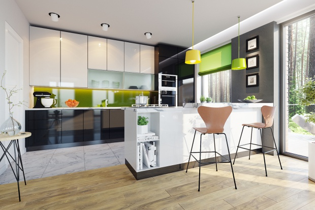 Nowoczesny i funkcjonalny dom. Zobacz projekt i wnętrza