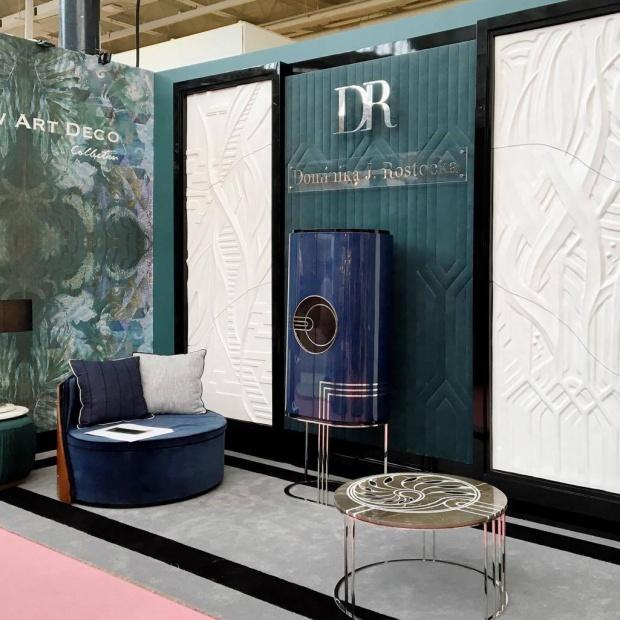 Dominika J Rostocka i jej nowa kolekcja New Art Deco Collection. Zobaczcie!