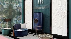 Ceniona architekt wnętrz Dominika J. Rostocka zaprojektowała swoją pierwszą autorską kolekcję elementów wyposażenia wnętrz – New Art Deco Collection. Jej oficjalna premiera odbędzie się podczas rozpoczynających się właśnie targów 100% DE